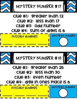 More or Less Comparing Numbers