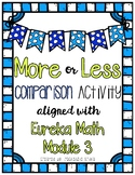 More or Less // Comparing Numbers - Eureka Module 3