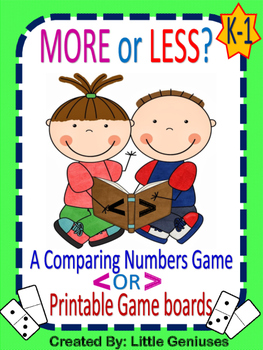 FREEBIE Math Games for Kindergarten to Grade Two~ Hands-On Fun