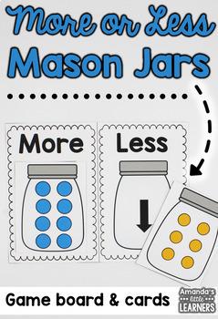 More or Less Sorting Jars