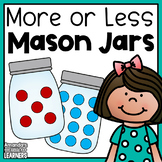 More or Less Sorting Jars