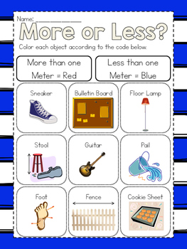 More or Less? Measurement Assessments