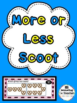 More or Less Scoot (CC Aligned)