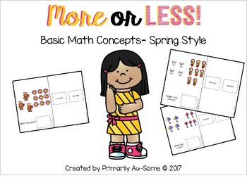 More or Less: Spring Style (An Adapted Book)