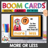 More or Less Than 10,15 or 20 Boom Cards