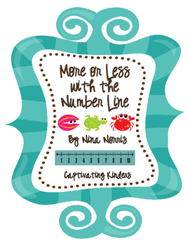More or Less with the Number Line