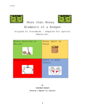More than Money: Elements of a Budget