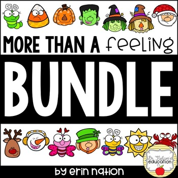 More than a Feeling - It's a Feelings Bundle!