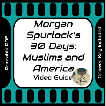 Morgan Spurlock 30 Days Muslims in America Episode Video Movie Guide