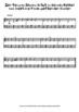 Morgen kommt der Weihnachtsmann - Easy variations for piano (in German)