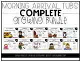 Morning Arrival Tubs Growing Bundle