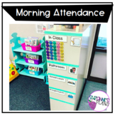 Morning Attendance Board Labels and Pictures