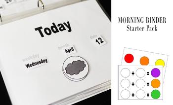 Morning Binder Starter Pack