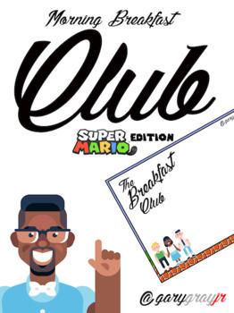 Morning Breakfast Club (Mario Edition)