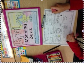 Morning Buzz -April- by Kinder League
