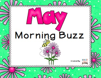 Morning Buzz -May- by Kinder League