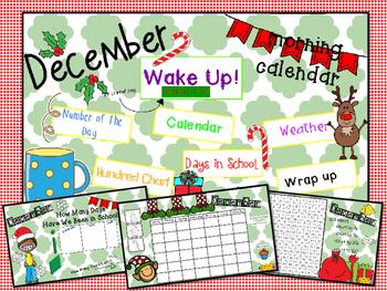 Morning Calendar- December
