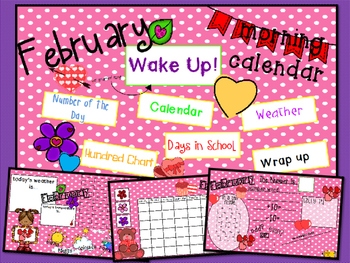 Morning Calendar- February