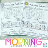 Morning Calendar Practice