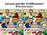 Morning Challenges/Brain Teasers