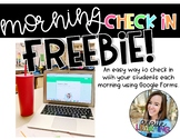 Morning Check In Freebie!