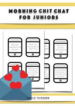 Morning Chit Chat for Juniors #3