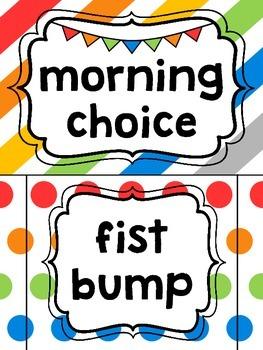 Morning Choice