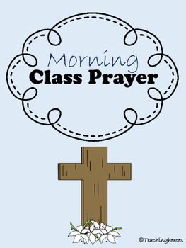 Morning Class Prayer