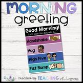 Morning Greeting