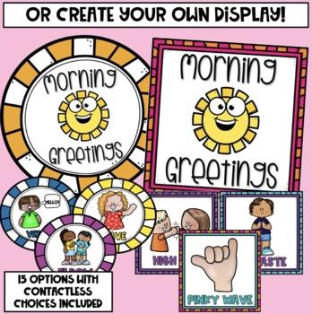 Morning Greeting Choices