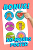 Morning Greeting Choices Chart for the Classroom and Good Morning Sign Printable