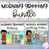 Morning Greetings Bundle