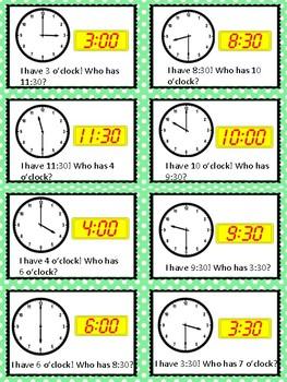 Morning Greeting Time Task Cards