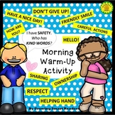 Morning Greeting Activity