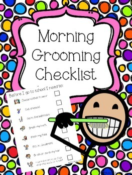 Morning Grooming Checklist