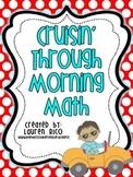 Morning Math Activity/Practice