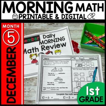 Morning Math Review (DECEMBER)