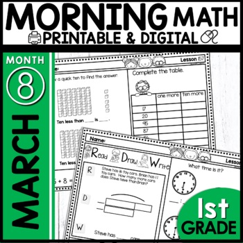 Morning Math Review (MARCH)