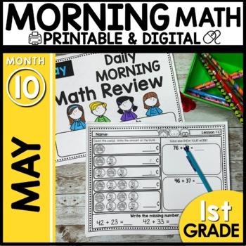 Morning Math Review (MAY)