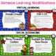 Morning Meeting Activities Digital Slides- December Holidays