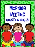 Morning Meeting Activity