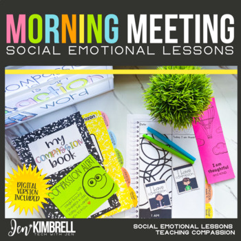 Morning Meeting: Compassion
