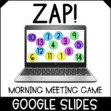 Morning Meeting Game   Zap Movement Game   Distance Learning