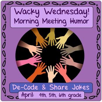Morning Meeting Jokes: DeCoding Fun!  April