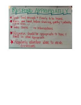 Morning Meeting & Life Skills Lessons