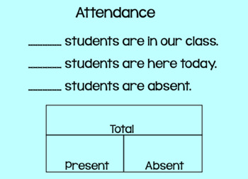 Morning Meeting Math Routines (Everyday Math Compliant)