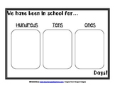 Morning Meeting-Place Value and Money Days of School Poster Set