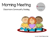 Morning Meeting, Responsive Classroom