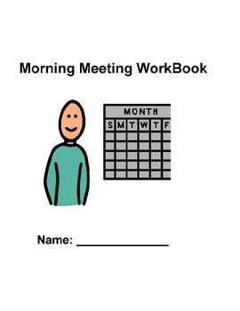 Morning Meeting Workbook (PDF)