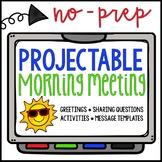 Morning Meeting   Digital